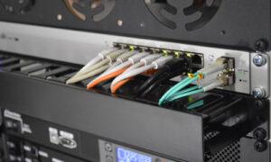 ネットワーク構築を行う実技課題